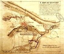 oudste kaart van nederland