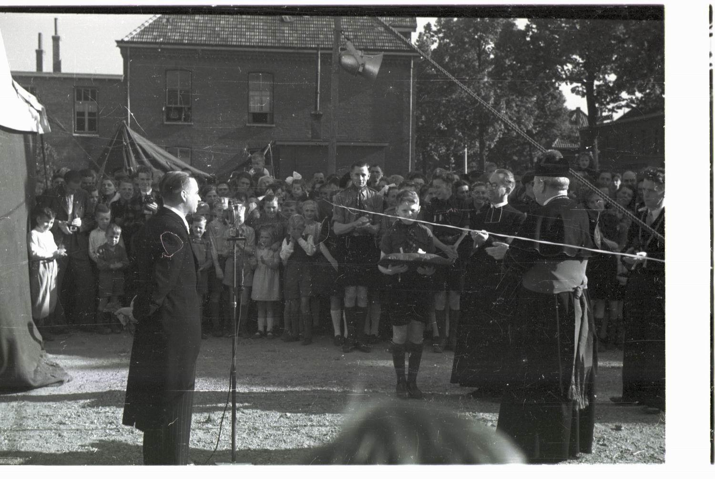 Aansluiting 1948